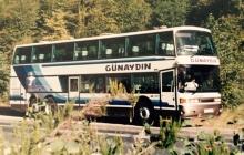 İlk Çift Katlı Otobüsler